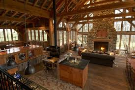 timber frame home interiors spotlight tony zaya and lancaster county timber frames inc