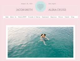 wedding websites best list of websites for free wedding stuff one day