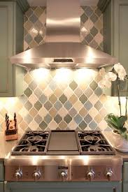 kitchen cool metal backsplash mosaic tile kitchen backsplash