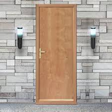 Exterior Flush Door Exterior Flush Door Fd30 Dwlg