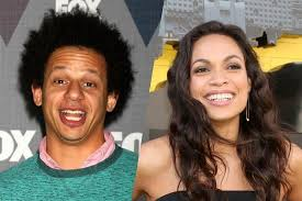 Seeking Eric Andre Up Eric Andre And Rosario Dawson Who Were Recently Excited