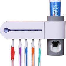 Uv Light Bathroom New Convenience Uv Light Family Bathroom Set Toothbrush