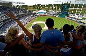 Royals Stadium Map Kauffman Stadium Baseball Gameday Guide