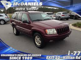 jeep grand 1999 1999 used jeep grand 4dr limited 4wd at mcdaniels auto