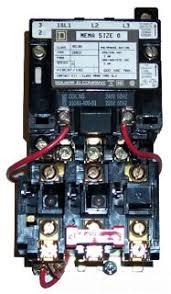 square d 8536sbo2v03 magnetic motor starter cpi automation controls
