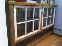 Recycled Wood by Handmade Reclaimed Wood Sideboard With Recycled Windows By Wooden
