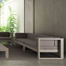 Na Xemena  Seater Outdoor Sofa Gania Blasco Stardust - Modern outdoor sofa