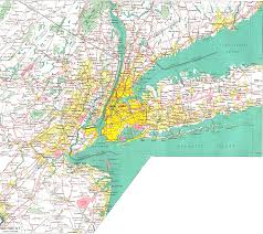 map of new york city with tourist attractions map of new york city area my in nyc areas to world maps