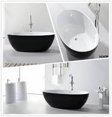 kkr free standing bath stone round bathtubs stone modern