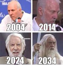Spurs Meme - nba memes on twitter gregg popovich san antonio spurs coach for