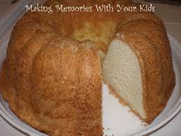 grandmother paul u0027s sour cream pound cake making memories with