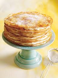 cuisine crepe mille crepe cake ricardo