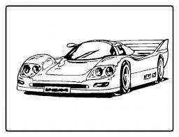 the most incredible coloring pages of race cars to encourage to