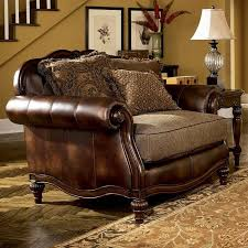 Claremore Antique Living Room Set Claremore Antique Living Room Set Signature Design By