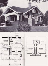 craftsman floor plans with photos craftsman bungalow floor plans homes zone
