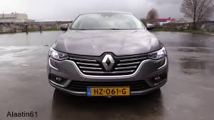 Renault Talisman New 2017 Test Drive In Depth Review Interior