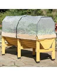 Vegetable Garden Netting Frame by Vegtrug Patio Garden Covers Frost Shade U0026 Insect Covers