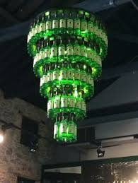 Whiskey Bottle Chandelier Jameson Whiskey Bottle Chandelier By Rtindustriallighting On Etsy
