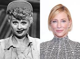Lucille Ball Images Cate Blanchett Confirmed To Star In Lucille Ball Biopic Written By