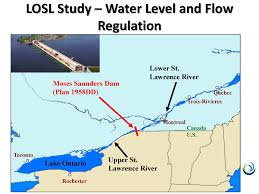 St Lawrence Seaway Map Integrated Ecosystem Modeling For Adaptive Management Lessons