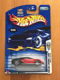 toy bugatti awesome amazing wheels 2003 first edition bugatti veyron 2017