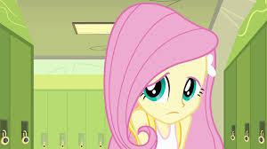 Eg Image Fluttershy Shy In Front Of Twilight Eg Png My Little