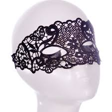 20pcs women black lace eye mask party masks for masquerade