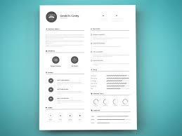 ready resume format print ready resume template graphberry
