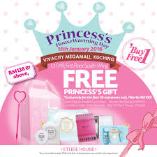 House Gift My Etude House Buy 1 Free 1 Princess Gift