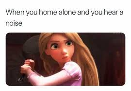 Home Alone Meme - dopl3r com memes when you home alone and you hear a noise