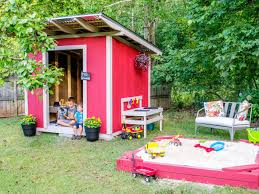 diy playhouse plans hgtv