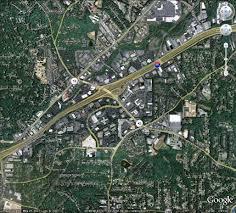 Map Of Atlanta Ga Area by Tullie Smith House