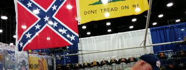Dont Tread On Me Confederate Flag Confederate Flag Still Flies Off The Rack At Kentucky State Fair