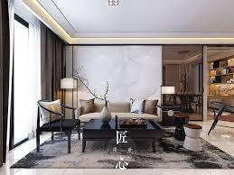 Two Modern Interiors Inspired By Traditional Chinese Decor - Homes interior design themes