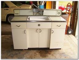 Kitchen Cabinets Springfield Mo Restoring Old Metal Kitchen Cabinets Cabinet Home Decorating
