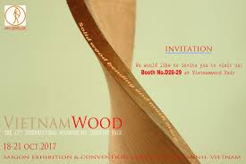 Woodworking Machinery Suppliers Association Limited by Vietnamwood 2017