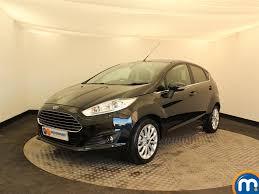 used ford fiesta titanium x black cars for sale motors co uk