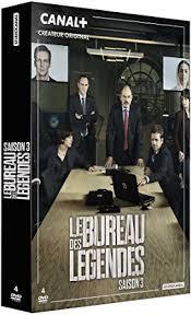 bureau des es le bureau des légendes saison 3 season 3 amazon co uk dvd