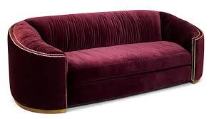 trend sofa 2015 modern living room furniture trends 5 velvet sofa ideas
