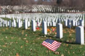 Grave Marker Flags Military Grave Markers And Tombstones