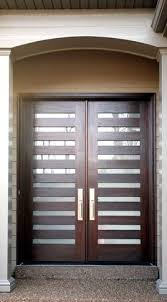 Frosted Glass Exterior Doors by 28 Best Front Door Images On Pinterest Modern Front Door