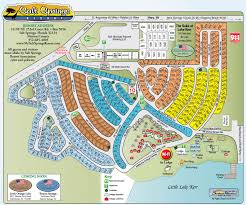 Florida State Parks Camping Map by Salt Springs Campground Florida Map Of The Resort