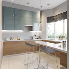 light greyish blue kitchen cabinets 30 beautiful blue kitchens to brighten your day