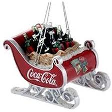filled coca cola mini bottle ornament home kitchen