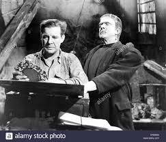lon chaney jr u0026 bela lugosi frankenstein meets the wolf man 1943