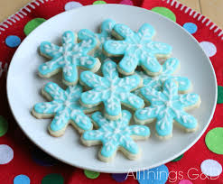 how to make perfect cut out sugar cookies all things g u0026d