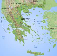 Map Greece by Mr T U0027s Social Studies Unit 5 Ancient Greece U0026 Rome Geography