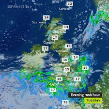 Hull England Map by Uk Weather Britain Braced For Rain As Downpour Begins Daily