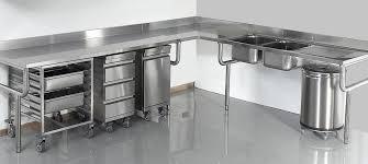 meuble cuisine inox professionnel luxury materiel inox pour votre