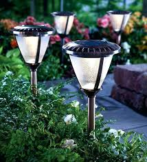 Solar Powered Landscape Lights Solar Power Pathway Lights Best Outdoor Solar Powered Landscape